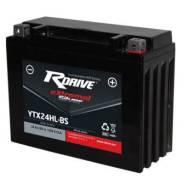 Аккумулятор RDrive eXtremal Silver YTX24HL-BS 22 а/ч п. т. 350А