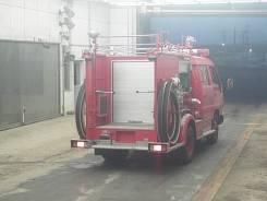 Грузовик Isuzu Forward пожарная машина