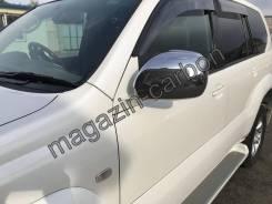 Накладка на зеркало Toyota Prado 120 2003-2009