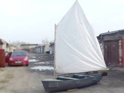 Лодка 3 метра с парусным вооружением от Оптимиста
