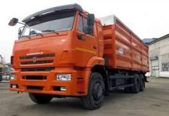 КАМАЗ 846310 ЕВРО 5 бортовой зерновоз (ТИТАН) На шасси КАМАЗ 65115-3094-50, 2018