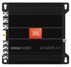 2-канальный усилитель JBL Stage A6002 / 60вт на 2