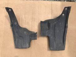 Подкрылки задние Toyota Prius
