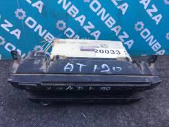 Блок управления климат-контролем. Toyota Carina, AT190