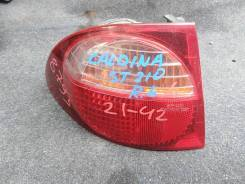 Стоп-сигнал. Toyota Caldina, ST210, ST210G