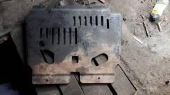 Защита двигателя пежо 206