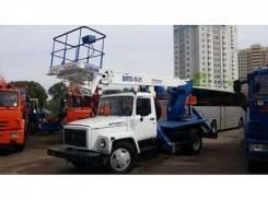 Автогидроподъемник ВИПО-18-01 на шасси ГАЗ-33098 (4х2)(5м.каб), 2019