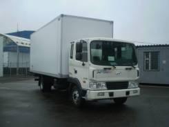 Hyundai HD120. Hyundai HD-120 + фургон сэндвич, 80 мм (7,4х2,6х2,5) ЦТТМ, 5 899куб. см., 5 460кг., 4x2