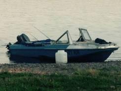 Лодка Обь 3