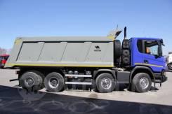 Услуги грузоперевозок Самосвал 33 тонн , Рефка MAN