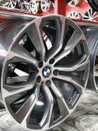 Новые 20-ые диски на BMW X5 X6