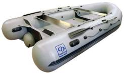 Лодка Фрегат 390jet Новая