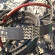 Ремень новый 842 на 20на 30 мопеды Irbis(152QM1/152QMJ/GY6 125cc/150cc