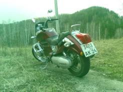Cfmoto, 2008