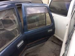 Дверь Toyota SURF Hilux SURF, левая задняя