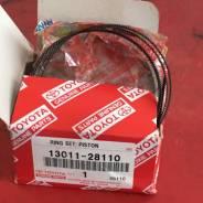 Кольца поршневые оригинал Toyota 1AZFE 1Azfse std 13011-28110
