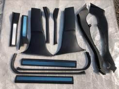 Порожки салонные (Комплект) Nissan Skyline V35 HV35 NV35 PV35