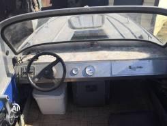 Продам катер Амур Д под подвесным срочно сузуки 115