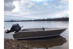 Продам алюминиевую лодку Бестер 390