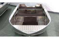 Продам алюминиевую лодку Бестер 370