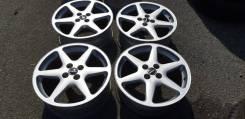 Комплект литых дисков Borbet из Японии R17, 4*100.