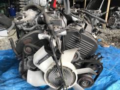 Двигатель в сборе. Mitsubishi Pajero, V65W, V75W Mitsubishi Montero, V65W, V75W 6G74