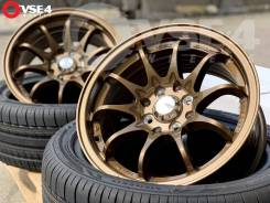 NEW! # RAYS VOLK Racing CE28 R15 7J Bronze [VSE-4]