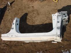 Накладка на порог. Toyota Windom, MCV30