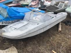 Продам лодку Обь-3м