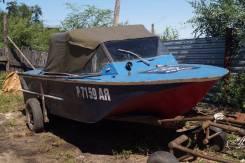 Продам катер водомёт