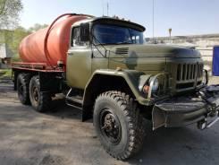 ЗИЛ 131. ЗИЛ-131. ТОРГ Газ-бензин, Объем бочки: 8 КУБ., 3 000куб. см.