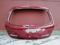 Крышка (дверь) багажника Renault Sandero / Renault Sandero Stepway