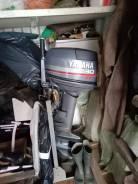 Мотор лодочный yamaha 30CV c эл. стартером L (507mm)