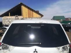 Стекло заднее. Mitsubishi Pajero Sport, KH0 Двигатели: 4D56, 4M41, 6B31