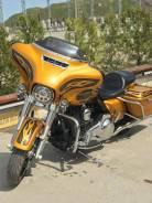 Harley-Davidson Street Glide Special FLHXS, 2015