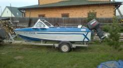 Лодка Крым 3