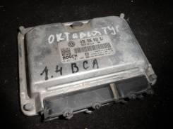 Блок управления двигателем Skoda Octavia Tour 1.4 BCA