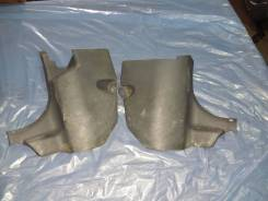 Пластик передних стоек низ Nissan Almera Classic