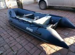 Бриг 350 лодка ПВХ