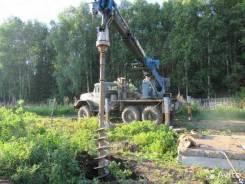 Ямобур на базе ЗИЛ, ГАЗ от 1500 руб