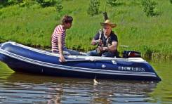 Лодка Solar-350