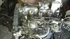 Двигатель в сборе. Toyota Vista, CV30 Toyota Camry, CV30 2CT