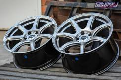 "Work Emotion T7R. 8.5/9.5x18"", 5x114.30, ET30/30, ЦО 73,1 мм."