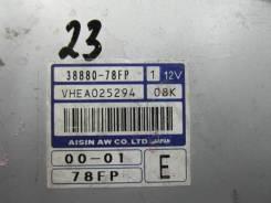Блок управления акпп Suzuki Wagon R Solio MA34S, M13A 38880-78FP-1
