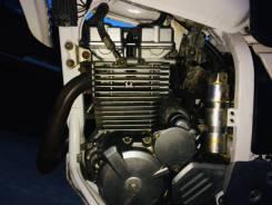 Двс в раздор Suzuki Djebel250XC