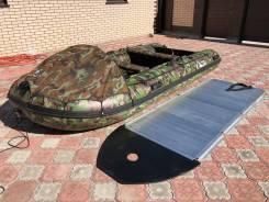 Лодка Gladiator D400 AL с мотором Mercury 30 л/с