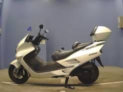 Honda Forza, 2002