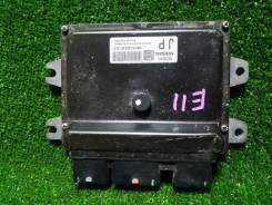 Блок управления двигателем Nissan Note E11