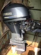 Двигатель Yamaha 40 4 такта