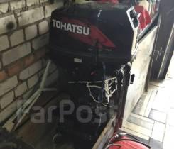 Tohatsu. 40,00л.с., 2-тактный, бензиновый, нога S (381 мм), 2012 год. Под заказ из Хабаровска